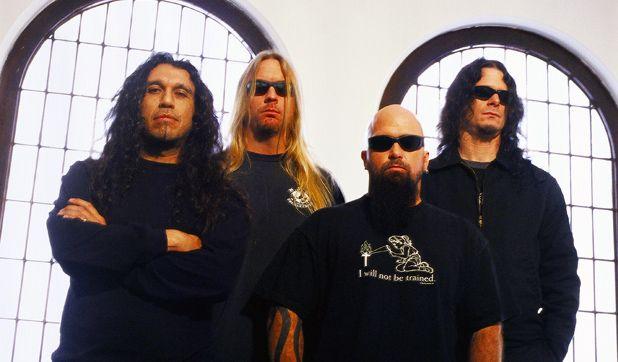 Metal 70s à 10s : top cds et top groupes Slayer
