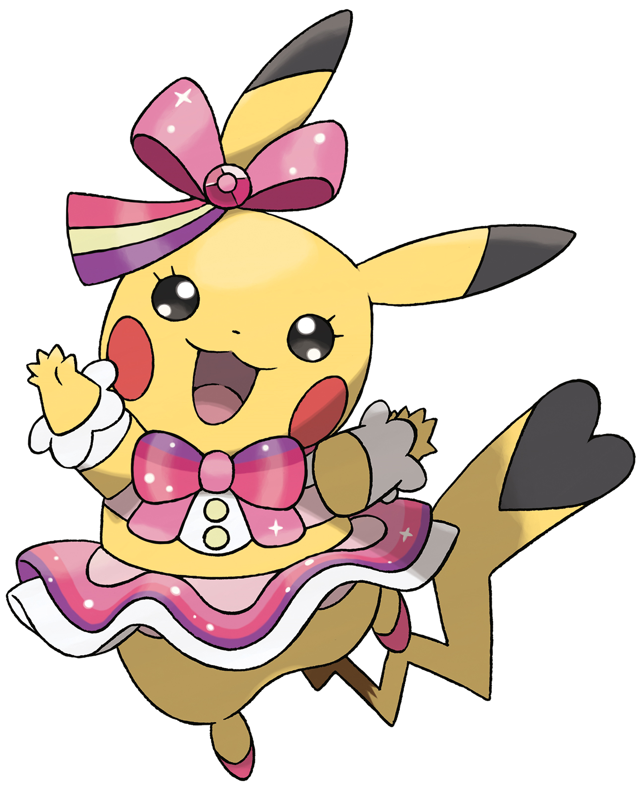 Hot or Not? Star-pikachu