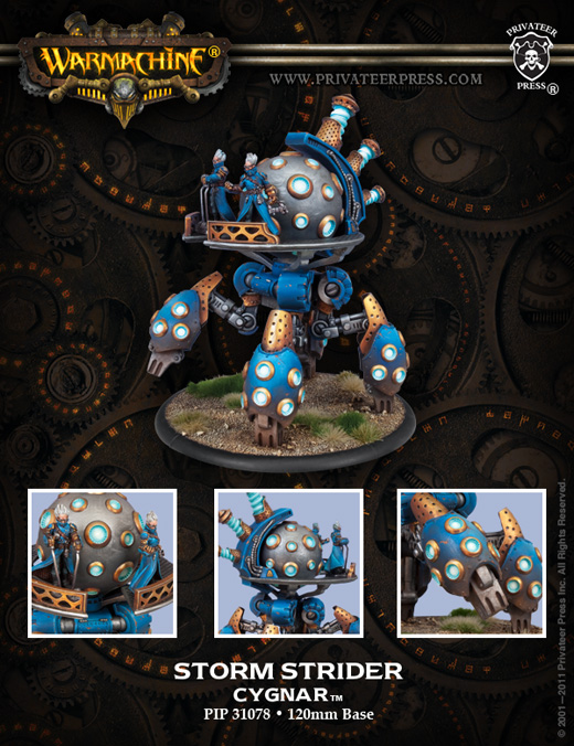 Privateer Press 31078_StormStriderWEB