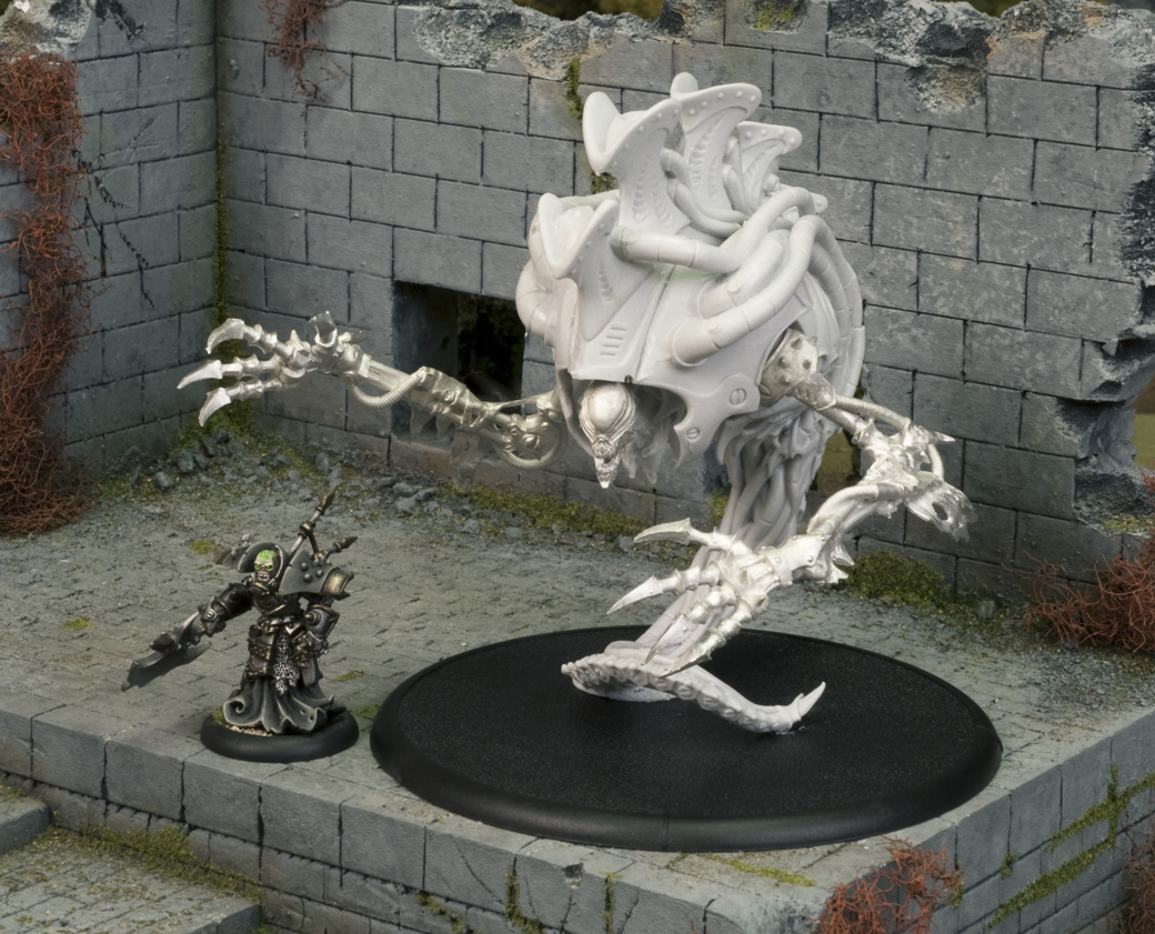 Privateer Press WraithEnginePhoto