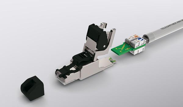 Come costruirsi un supercavo Ethernet con relativamente poca spesa Mfp8-bg