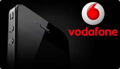 Vodafone e iPhone