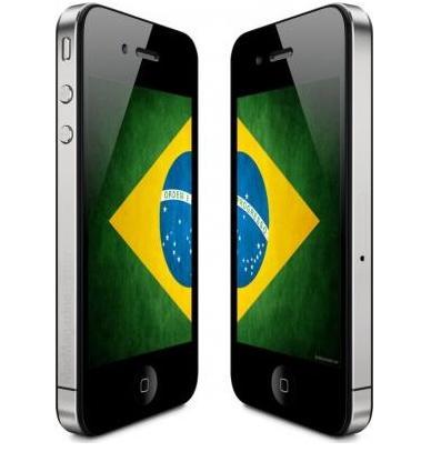 iPhone no Brasil