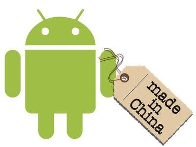 Android Made in China