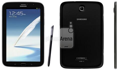 Samsung Galaxy Note 8.0 em Preto