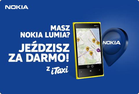 Nokia iTaxy