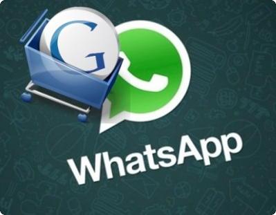 WhatsApp e Google
