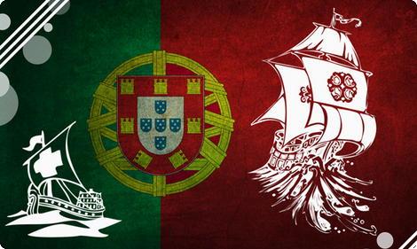 Pirataria em Portugal