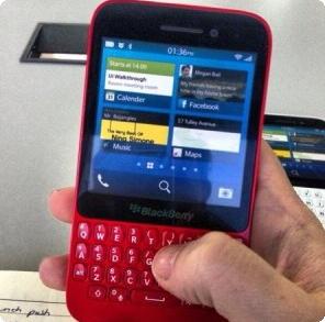 Blackberry R10