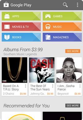 Google Play v4.1.6