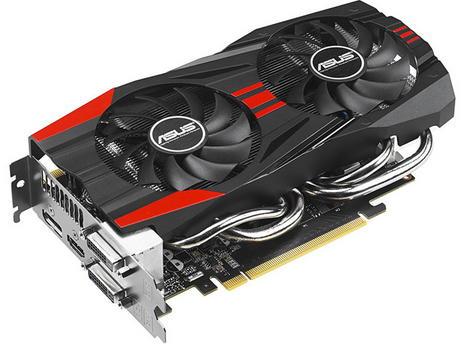 Asus GeForce GTX 760 DirectCU