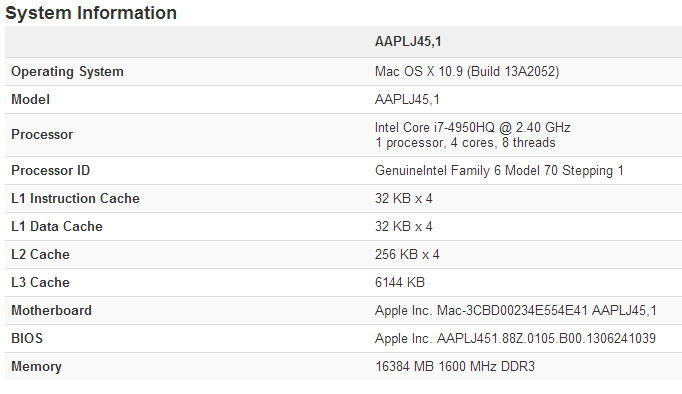 MacBook Pro Intel