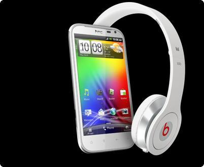 beats e HTC