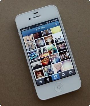 instagram no iPhone