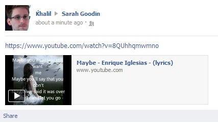 Falha no Facebook