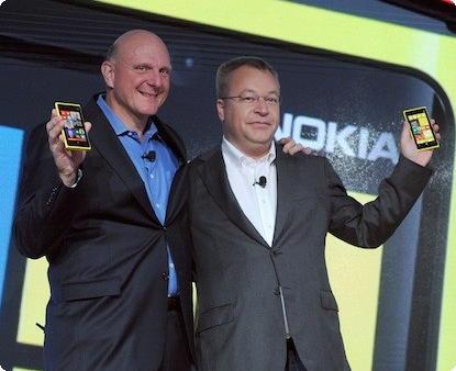 Nokia e Lumia