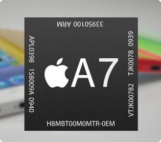 A7 da Apple