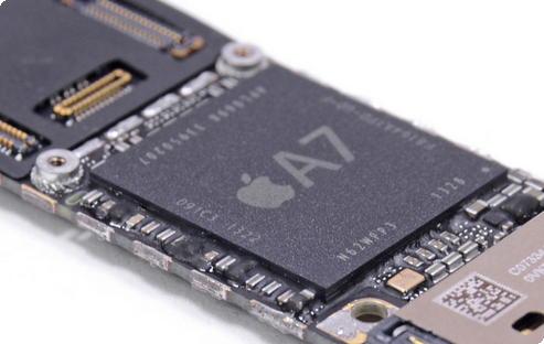 iPhone 5s A7