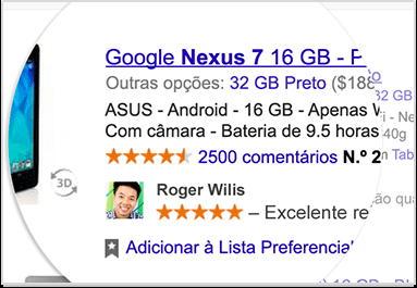 google shared reviews