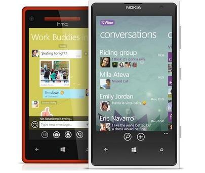 viber para windows phone 8