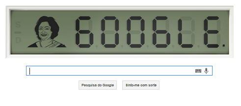 google doodle calculadora humana