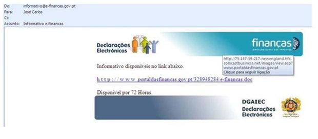 Ministério das Finanças alerta para ataque de phishing Tugatech-2011-12-02_23.23.26