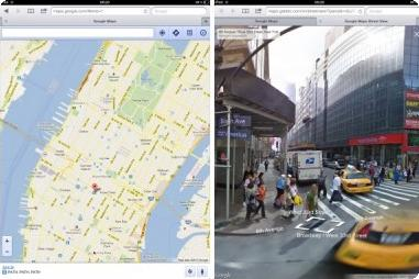 Street View iOS