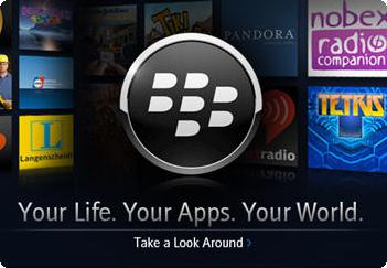 BlackBerry App World versão 4.0