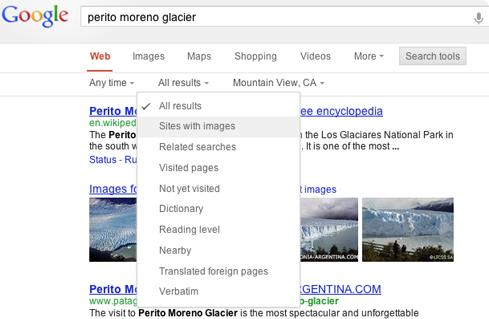 Google Novo design