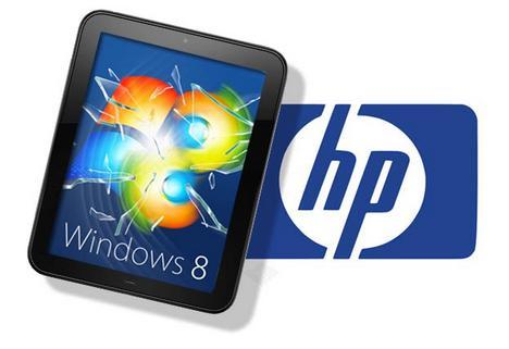 Windows 8 e HP