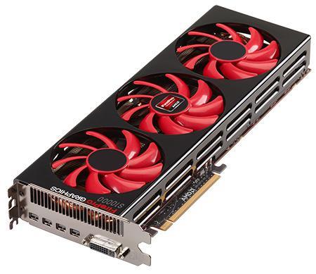 AMD Dual-GPU FirePro S10000