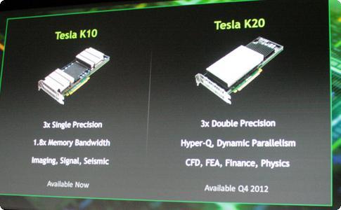GPU K20 Nvidia