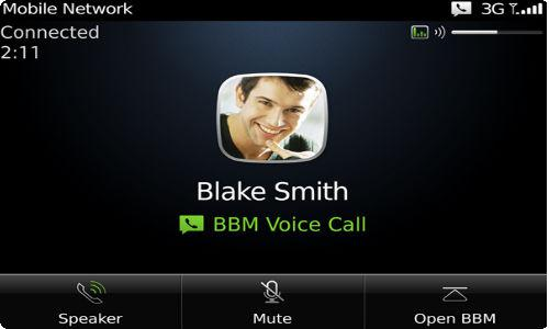 BBM Voice
