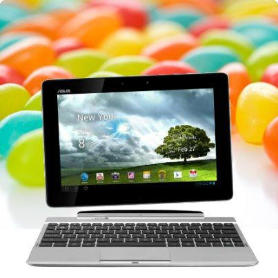 Asus e Android 4.2 Jelly Bean
