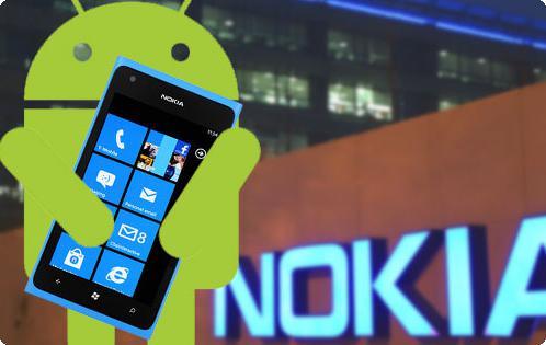 Android e Nokia