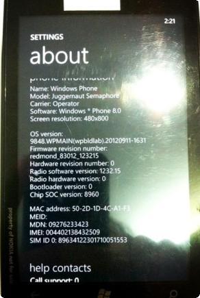 Smartphone da Nokia