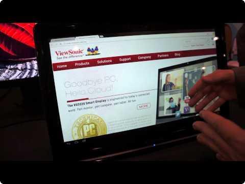 Monitor da ViewSonic