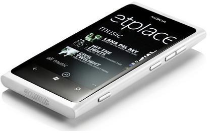 Smartphone Nokia Lumia