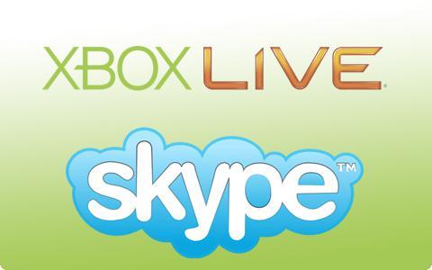Skype no Xbox Live
