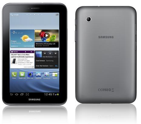 Novo Samsung Galaxy Tab