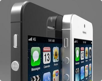Mockup do iPhone