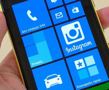 windows phone instagram