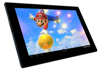 nintendo tablet
