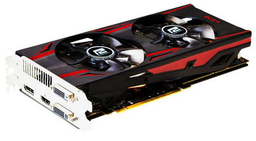 powercolor PCS + R9 270X