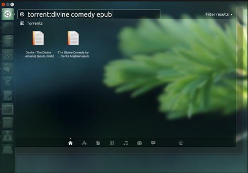 Ubuntu torrent search