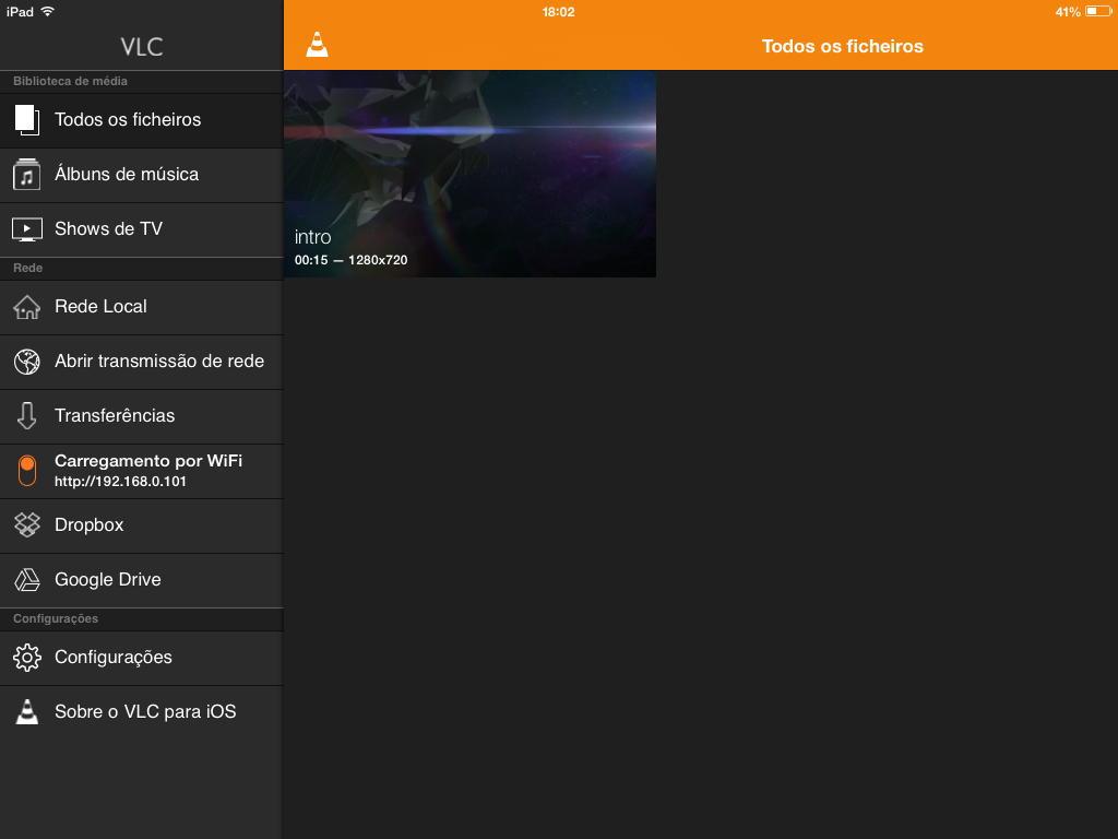 VLC iOS 7