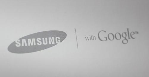 samsung e google