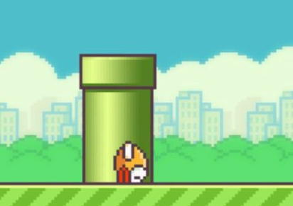 flappy bird down