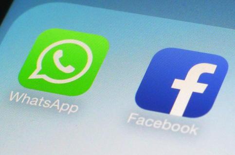 whatsapp e facebook