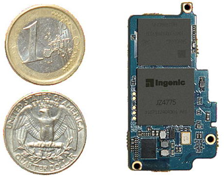 android wear chip